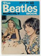 Pattie Boyd George Harrison Mike Mcgear No.60 The Beatles Monthly Book Magazine
