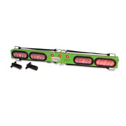 Custer Lite-it Wireless 42andprime Led Tow Light Bar Towing Wrecker Hauling
