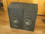 Vintage Tabor Hifi Stereo Speakers Designed By Ex Kef And Falconand039s Malcolm Jones