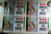 Uncut Cover Sheet For Mad Magazine 179 Ec 12/75 Mad Lowers Its Price Issue