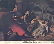 The Killing Of Sister George Lobby Card Susannah York Coral Browne Dolls On Bed
