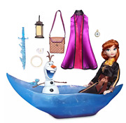 [disney Store] Anna Classic Doll Bedroom Play Set – Frozen 2 - New
