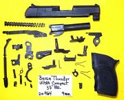 Bersa Thunder 9 Mm Gun Parts Lot All Pictured Parts 20-964