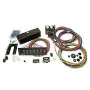 Painless Wiring 50003 21 Circuit Pro Street Chassis Wiring Harness