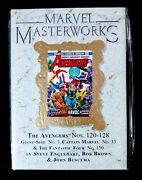 Marvel Masterworks 195 Avengers Book 13 Limited To 875 Library Edition Hc Nm