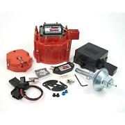Pertronix D8011 Flame-thrower Tune Up Kit, Gm Hei, Red Cap