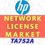 Ta752a Hpe Mp Ext Blade Advanced Upgr Ltu License E-delivery
