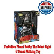 Robot Toys For Kids Light And Sound Walking 15 Action Figure Forbidden Planet