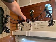 Obsession Compound Bow Defcon M7 Hunting Accessories Case Deer