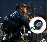 Watch Dogs 2 Marcus Holloway And039s Messenger Bag Black Bag With Badges Hanged Ball