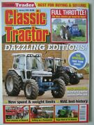Classic Tractor January 2015 Ford 9600 County 1174 Roadless 115 T7.270 T6.160