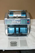 Accubanker Ab5000 Plus Commercial Digital Bill Counter With Power Cord - As-is