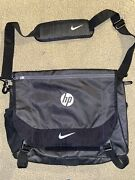 Hp Computer Black Nike Laptop/ Notebook Carrying Travel Rare Case