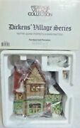 Department 56 Dickens Village Nettie Quinn Puppets And Marionettes 58344