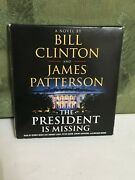 The President Is Missing By Bill Clinton And James Patterson 2018 Cd Audiobook