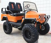 Golf Cart Body Front And Rear