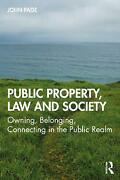 Public Property Law And Society By John Page Paperback Book Free Shipping
