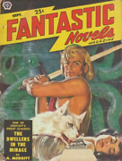 Famous Fantastic Mysteries And Novels - 106 Original Issues Complete Run