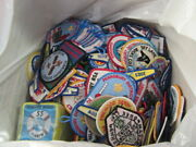 Bucks County Council 450 Plus Activity Patches, 1960's To 2000's   Cov
