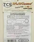 Tcs Wow Kit 1772 Wdk-ath-1 Complete Sound Conversion Fits Athearn Genesis Emd Ge