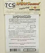 Tcs Wow Kit 1771 Wdk-ath-2 Complete Sound Conversion Fits Athearn Genesis Emd