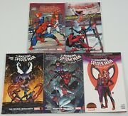 Amazing Spider-man Renew Your Vows Tpb 1-4 Vf/nm Complete Series + Secret Wars