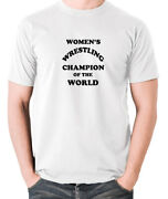 Andy Kaufman - Womenand039s Wrestling Champion - Classic Tv Show Inspired T Shirt