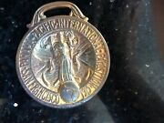1915 Panama-pacific-inter.expo San Francisco Gold Plated Medal 39mm. R-6