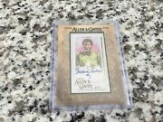 2020 Topps Allen And Ginter - Briana Scurry - Framed Mini Auto Soccer Goalkeeper