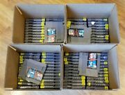 Lot Of 100 Authentic Nes Super Mario Bros / Duck Hunt Cart Only-not Tested