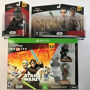 Disney Infinity For Xbox One Bundle Star Wars, The Force Awakens, Darth Vader Fi