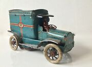 Tin Toy Orobr Wind Up Early 1900and039s Rare