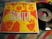 Haunted - A Message To Pretty + 3 - French 7 45 Reissue Ep --------- K @ @ L