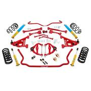 Umi Gbf002-2-r 78-88 G-body Stage 2 Kit 2 Inch Lowering Red