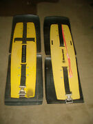 Rare Vintage Skeeter And Snowster Snowboard Skateboard 4the Snow Early Snow Ski