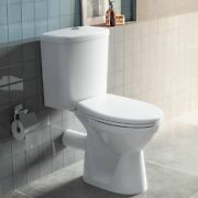 Vitra Milton Close Coupled Wc Complete Inc Cistern And Seat
