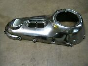 Oem Harley And0391995-98 Dyna Softail Outer Primary Chrome Chain Case Clutch Housing