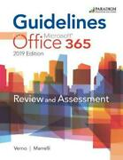 Guidelines For Microsoft Office 365, 2019 Edition Text, Review And Assessments