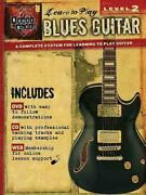 Level 2 Blues Guitar Learn To Play [with Cd And Dvd] By John Mccarthy English