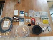 18 Piece Marine Boat Parts Lot Mixed Parts New In Packages Used