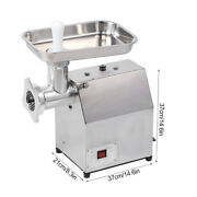 Stainless Steel Meat Grinder Mincer Grinding Machine For Household Commercial