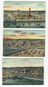 1607 Panorama Of The Jamestown Exposition 1907 Used Jh 1/11 Gp
