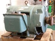 Reliance 300hp Electric Motor, 1775rpm 460v, P44g6703a