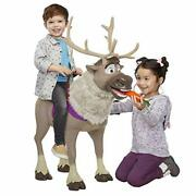 Sven Reindeer Frozen 2 My Size Playdate Sven With Sounds Perfect Child-size P...