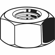 Fabory U22384.150.0001 1-1/2-8 Grade 8m Stainless Steel Hex Nuts, 20 Pk.