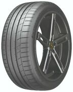 4 New Continental Extremecontact Sport - 285/40zr18 Tires 2854018 285 40 18