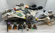 Lego Star Wars Super Pack 2 In 1 66512 Includes 75048 And 75053 Black Hair Kanan