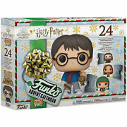 Funko Holiday Advent Calendar 2020 - Harry Potter 24 Figures Included - New