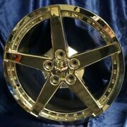 Corevette C5 Or Z06 Deep Dish Rim - 18 X 10.5 Deep - Like New And Rare
