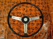 Alfa Romeo Spider Duetto Steering Wheel